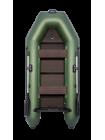 Надувная лодка АКВА 2800 Слань-книжка киль