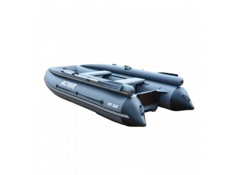 Надувная лодка ПВХ Альтаир (ALTAIR) HD 360 ФБ НДНД с фальшбортом
