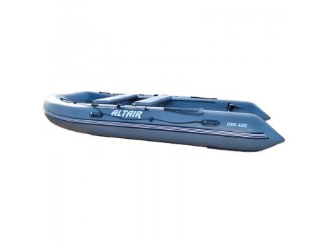Надувная лодка ПВХ Альтаир (ALTAIR) HDS-420 НДНД