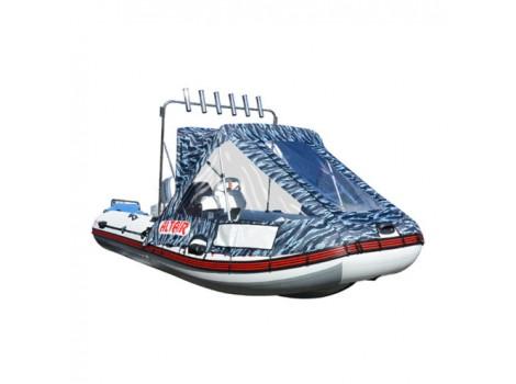 Надувная лодка ПВХ Альтаир (ALTAIR) PRO Ultra - 460