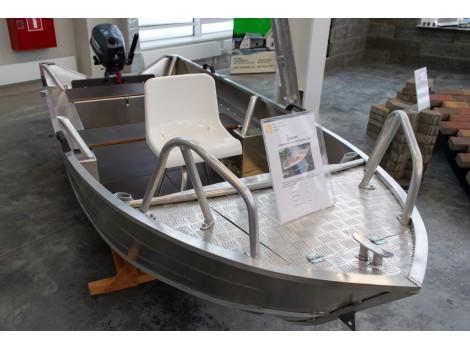 Алюминиевая лодка Legant ALUMAX-355 Р