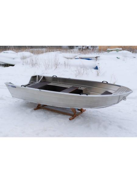 Алюминиевый катер ВИЗА Алюмакс-415 лайт