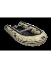 Надувная лодка ПВХ Апачи (Apache) 3500 НДНД