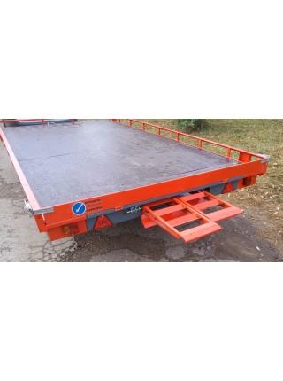 Двухосный прицеп-платформа Крафт 4,0х2,0