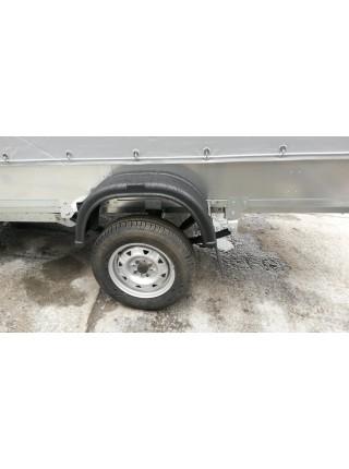Автомобильный прицеп ССТ-7132-9К