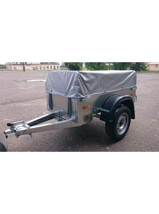 Автомобильный прицеп ССТ-7132-мини