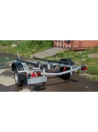 Автомобильный прицеп Трейлер 82944С Дельфин 5,0 КЛАССИКА рес