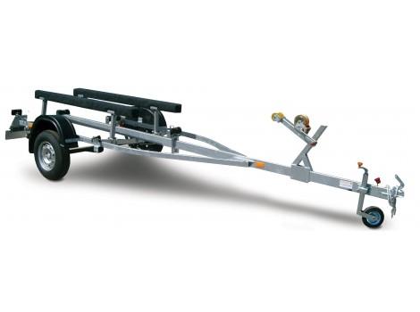 Автомобильный прицеп Трейлер 82944С Дельфин 5,0 ПРАКТИКА рес