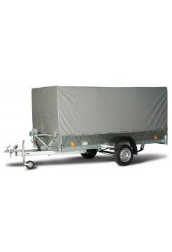 Автомобильный прицеп Трейлер 829450 3,5х1,4