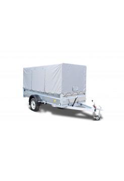 Автомобильный прицеп Трейлер 829450 УВ 3,5х1,5