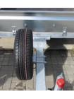 Автомобильный прицеп двухосный Трейлер 82942К 3.0х1.5 --