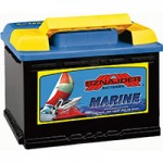 Аккумуляторы морские