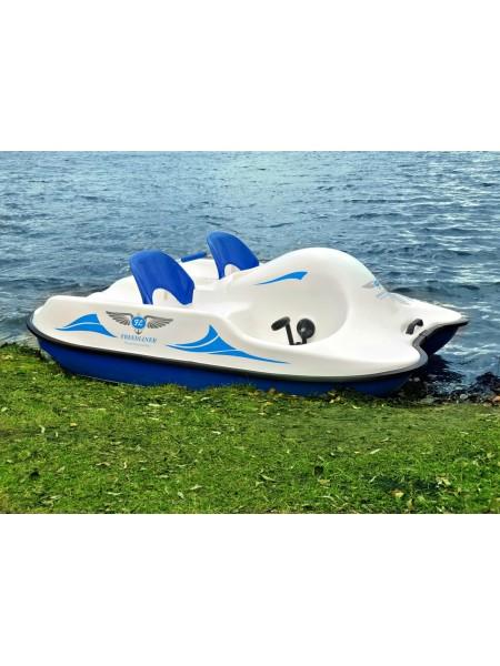 Водный велосипед «Дельфин»