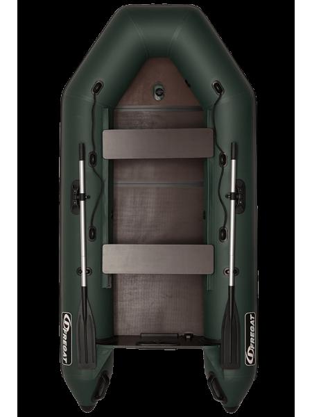 Надувная лодка ПВХ Фрегат 300 ЕК