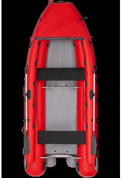 Надувная лодка ПВХ Фрегат 400 FM Lux