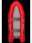 Надувная лодка ПВХ Фрегат 550 FM Light Jet