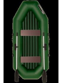 Надувная лодка ПВХ Фрегат М-2 (260 см) с вкладышем НДНД