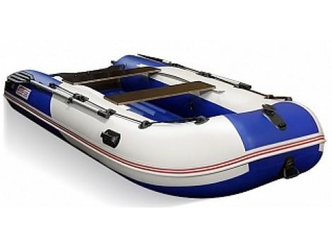 Надувная лодка ПВХ Хантер Стелс 335 АЭРО