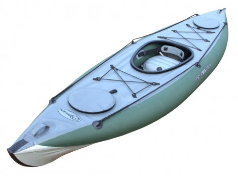 Байдарка каркасно-надувная Stream  Хатанга-1 TRAVEL
