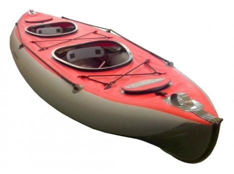 Байдарка каркасно-надувная Stream Хатанга-2 TRAVEL
