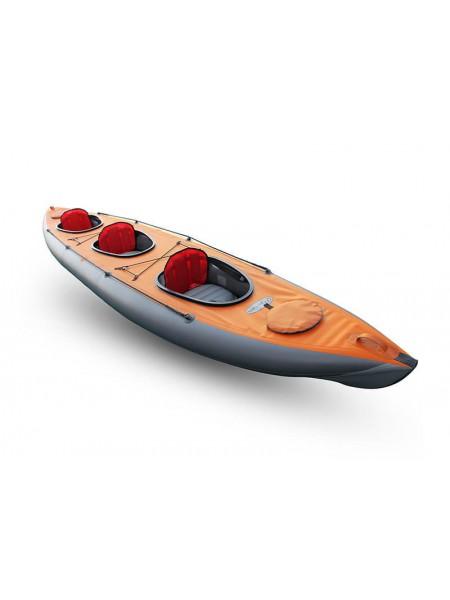 Байдарка каркасно-надувная Stream Хатанга-3L TRAVEL