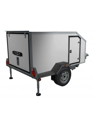 "Прицеп-фургон для путешествий ИСТОК 3791М2 ""Турист Offroad"""