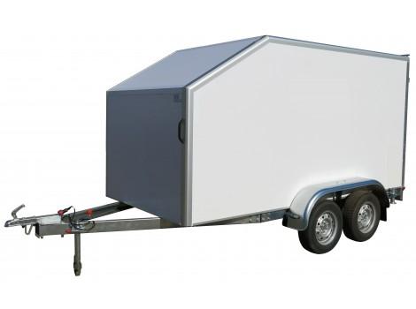 Прицеп-фургон легковой ИСТОК 3792М4  УНИВЕРСАЛЬНЫЙ-2