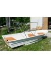 Стеклопластиковая лодка Легант-425