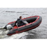 Надувная лодка ПВХ Корсар Командор CMD-380 PRO