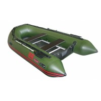 Надувная лодка ПВХ Корсар Комбат CMB-380 Pro