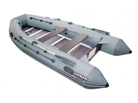 Надувная лодка ПВХ Мнев и К Кайман N-380