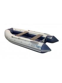 Надувная лодка ПВХ Мнев и К Кайман N-380 НДНД
