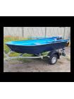 Стеклопластиковая лодка Neman 340