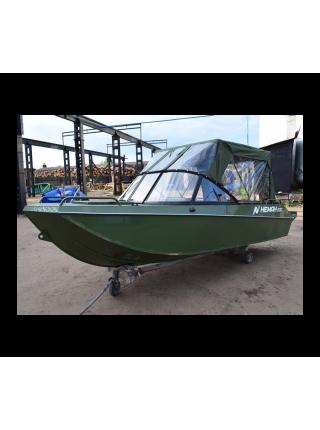 Алюминиевая лодка Heман-500