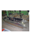 Алюминиевая лодка Heман-500DC без покраски