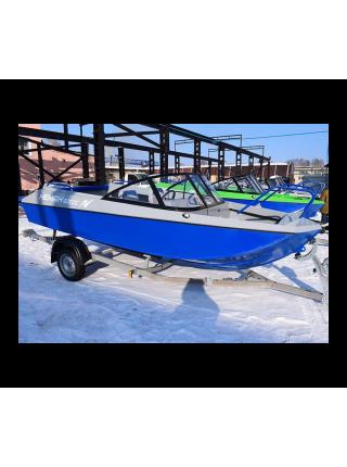 Алюминиевая лодка Heман-500DC