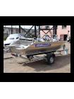 Алюминиевая лодка Heман-500DCM