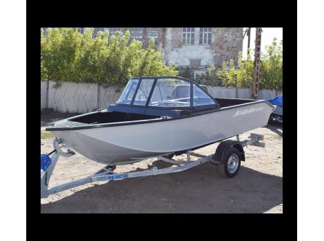 Алюминиевая лодка Heман-500DC NEW