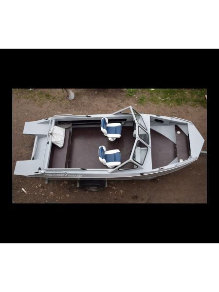 Алюминиевая лодка Heман-500DC PRO