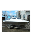 Комбинированная лодка NEMAN 500 C КАЮТОЙ