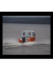 Алюминиевая лодка Heман-500 ЗАКРЫТАЯ РУБКА