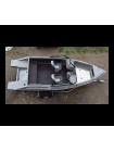 Алюминиевая лодка Heман-550DC