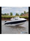Стеклопластиковая лодка NEMAN 550 C КАЮТОЙ