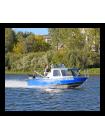 Алюминиевая лодка Heман-550 С КАЮТОЙ