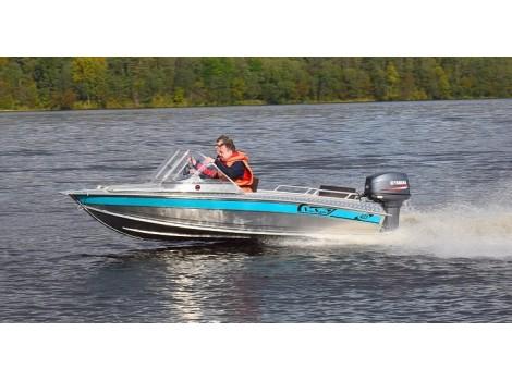 Алюминиевая лодка NewStyle-433