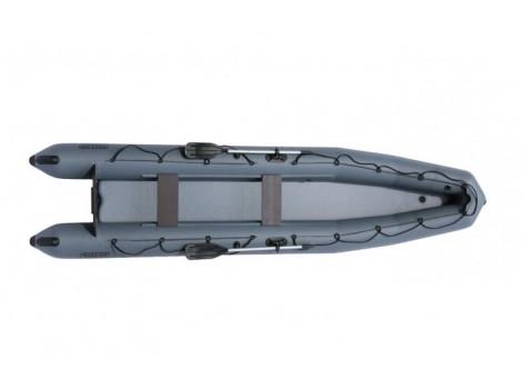 Надувная лодка ПВХ НПО Наши лодки КОЛА 450 Air Deck Экспедиционная