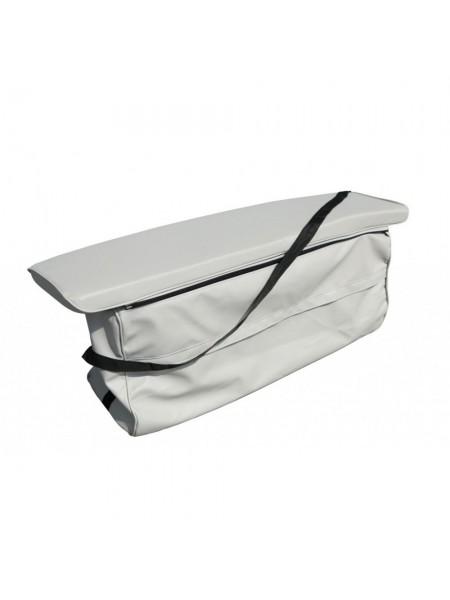 Мягкая накладка на банку с сумкой для лодок серии Seagull