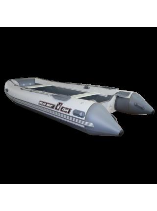 Надувная лодка Polar Bird 380E (Eagle)(«Орлан»)(Пайолы и транец из стеклокомпозита)