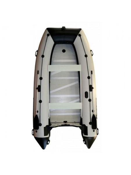 Надувная лодка Polar Bird 400E (Eagle)(«Орлан»)(Пайолы и транец из стеклокомпозита)