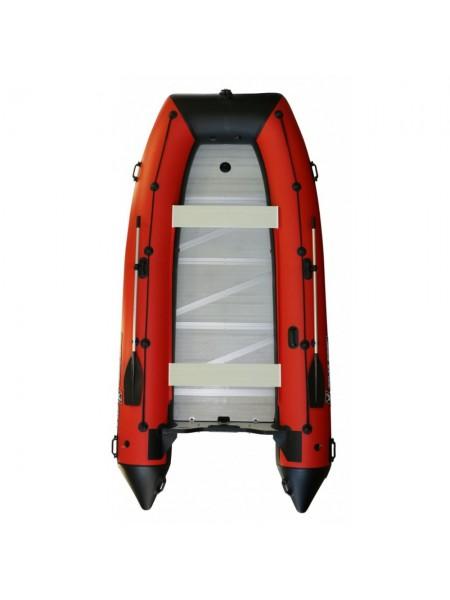 Надувная лодка Polar Bird 420E (Eagle)(«Орлан»)(пайолы и транец из стеклокомпозита)